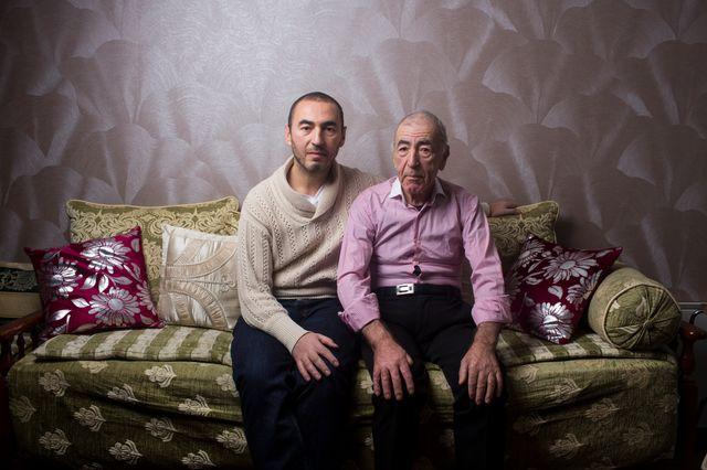 Omar et son père