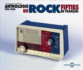Anthologie du Rock Fifites en français