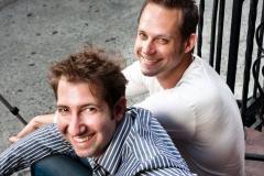 Sam Carner et Derek Gregor