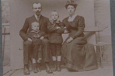 famille Simenon