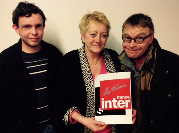 Philippe Romon, Sylvie Royant-Parola, Guillaume Guestin