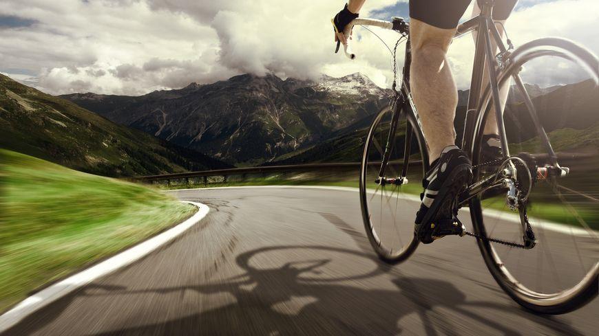 Cyclisme. (image dillustration)