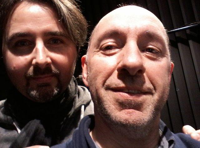 Gussdx et Bruno Clavier
