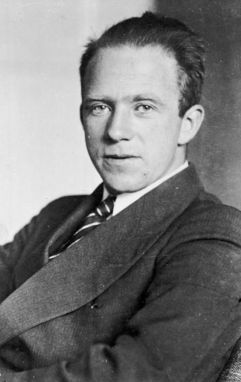 Heisenberg à Leipzig en 1933