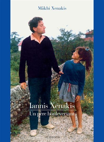 "Mâkhi Xenakis-livre ""Iannis Xenakis"""