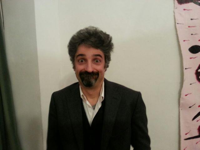 « Clown, ce soir … » - Nicolas Cornut