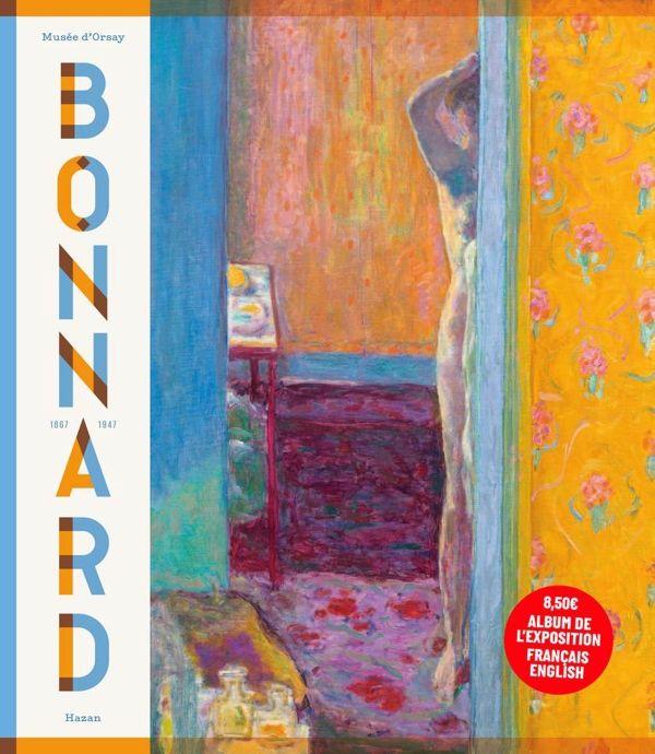 Isabelle Cahn-catalogue expo Pierre Bonnard - musée d'Orsay