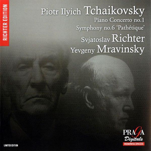 """La meilleure édition disponible du 1er Concerto de Tchaïkovski, couplé à une superbe """"Pathétique"""""""