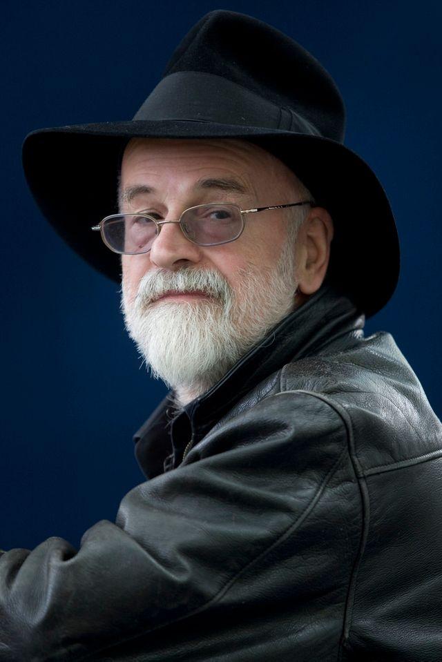 Terry Pratchett hauteur