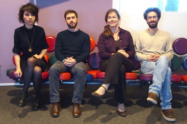 Caroline Goulard, Pierre Romera, Sandra Moatti, Benjamin Lagues