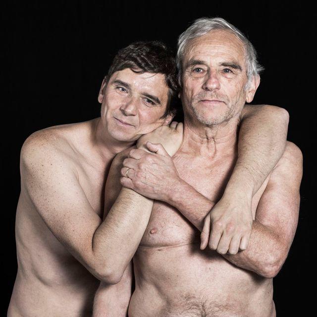marc et nicolas père et fils Korganow 2014