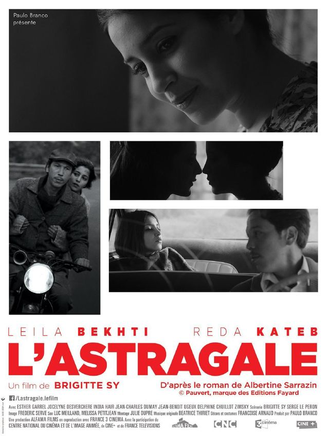 "Affiche du film ""L'Astragale"""
