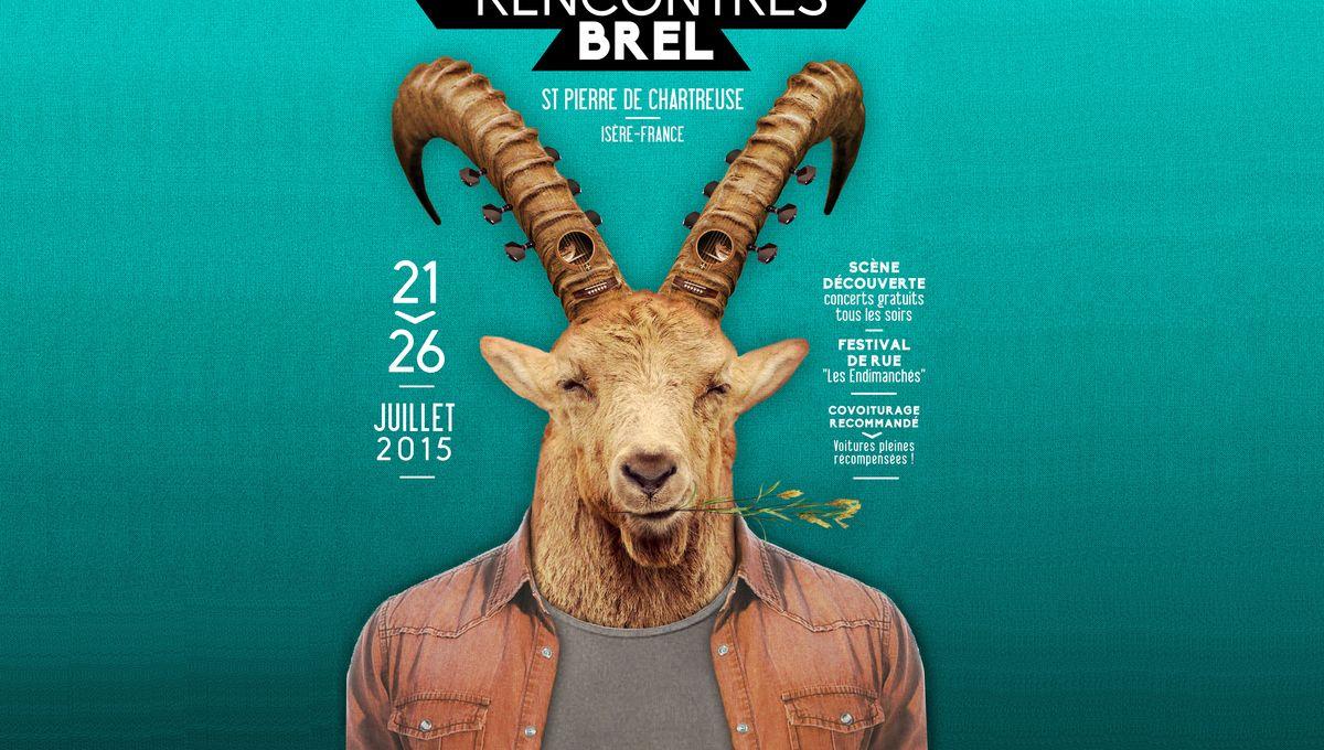 CHAPITEAU DANAKIL - PROTOJE + NAAMAN - 27EME FESTIVAL RENCONTRES BREL