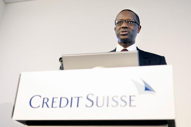 Tidjane Thiam, succèdera à Brady Dougan, le 1er juillet 2015, à la tête du Crédit Suisse.