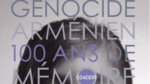 Génocide arménien - 100 ans de mémoire : un concert du souvenir au Théâtre du Châtelet