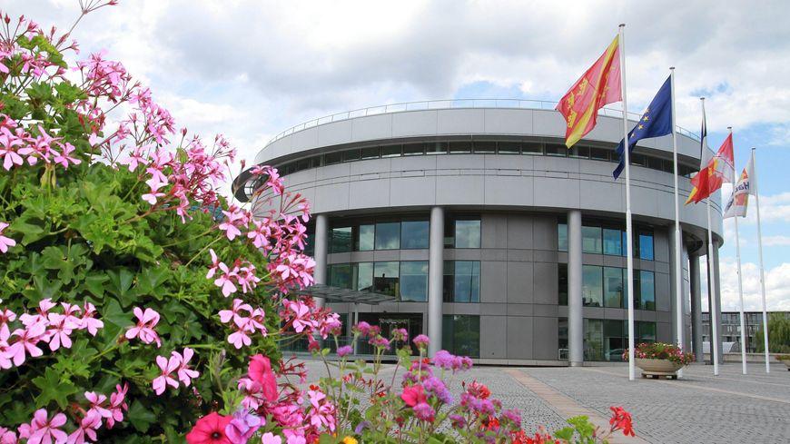 Conseil général - départemental - Haut-Rhin - Colmar