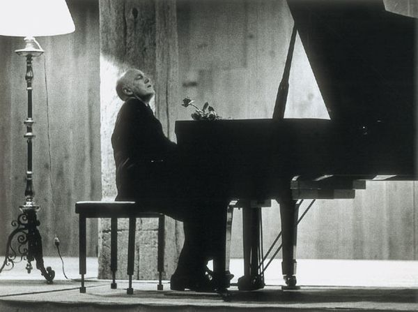 Sviatoslav Richter (Photo Decca)