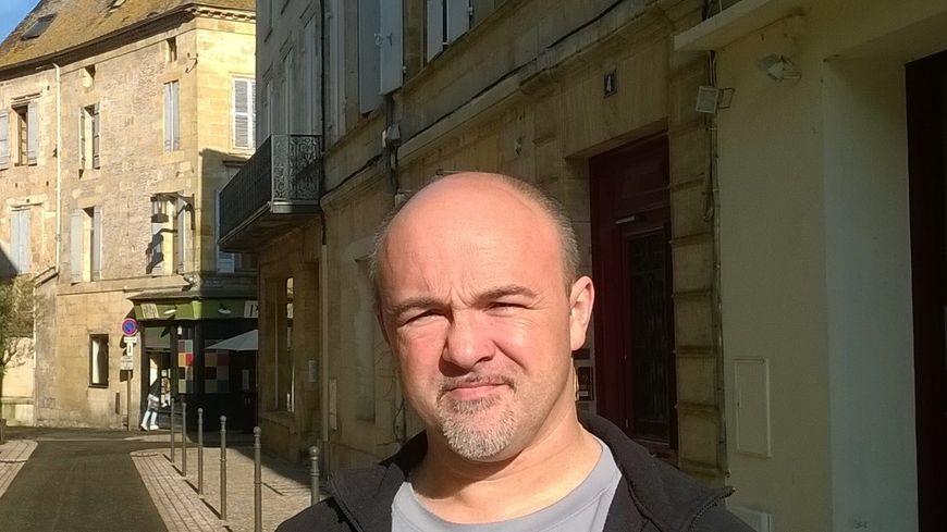 Wilfried Peyronnet candidat FN, Bergerac 1.