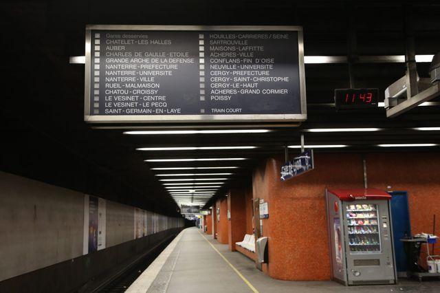 RER A Gare de Lyon
