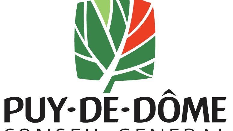 Le logo du Conseil général du Puy-de-Dôme.