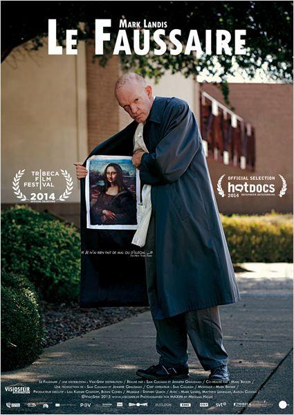 """Affiche du film """"Le faussaire"""""""