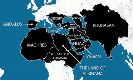 """Twitter """"ISIL map"""""""