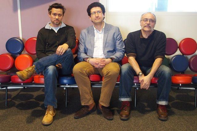 Christian Lehmann, Stannis Perez, Didier Ménard
