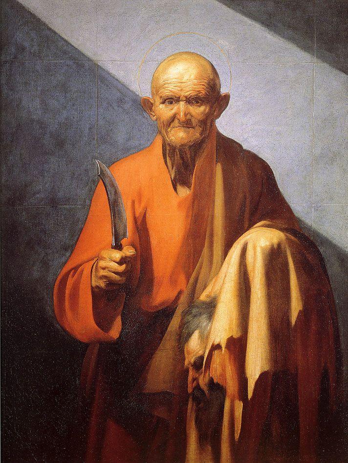 Apôtre Maître Salomon