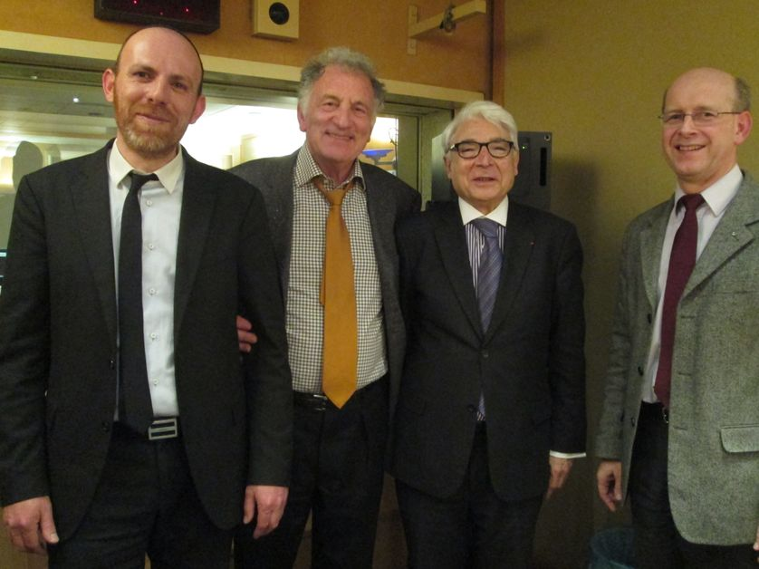 M. Azoulay, R. Frydman, P. Atlan, B. Saintôt