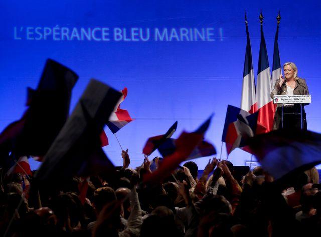 S'allier avec le FN ? M. Le Pen trace les contours de la charte d'alliance