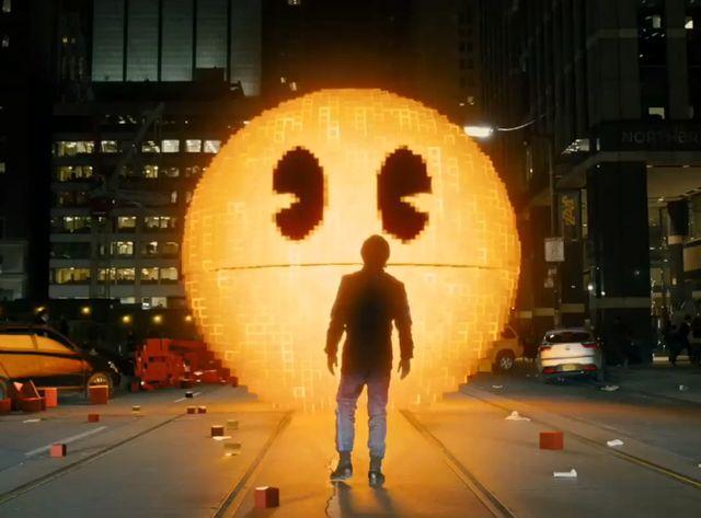 Pacman n'est pas si gentil