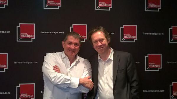 Yves Calvi et Benoît Duteurtre