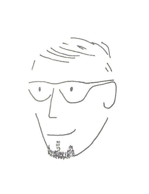L'autoportrait de Mathieu