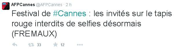 Afp Cannes 1e avril