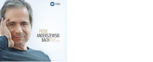 CD : Les Suites anglaises de Bach par Piotr Anderszewski