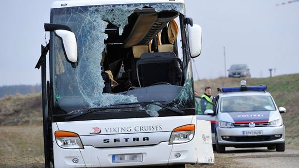 16 musiciens de l'Orchestre philharmonique tchèque blessés dans un accident de bus