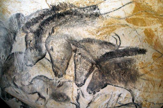 La caverne ornée