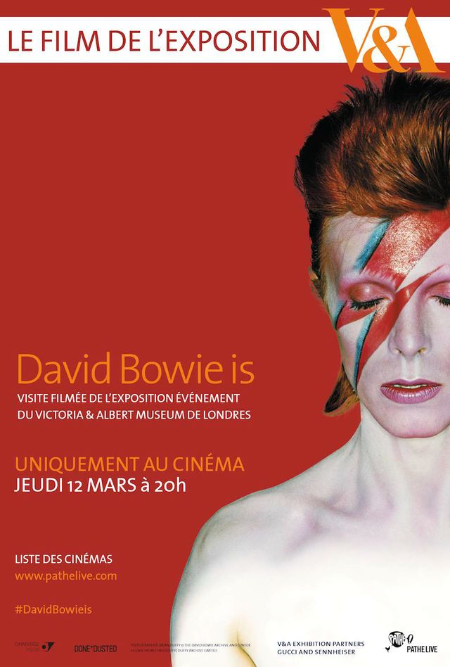 'David Bowie Is' - Visite filmée de l'exposition