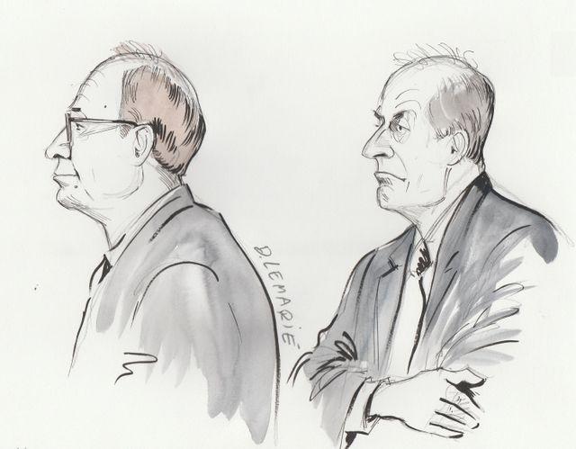 Eric Woerth et Patrice de Maistre