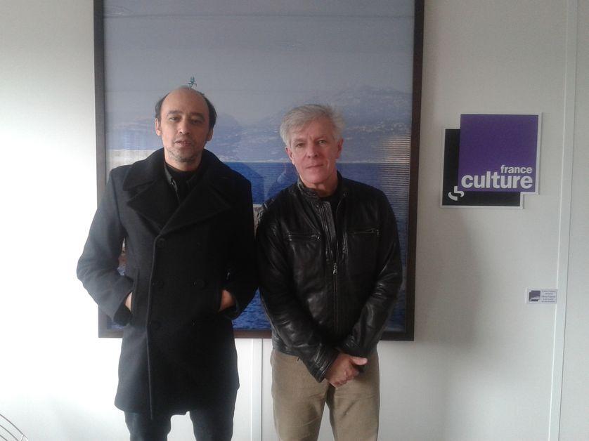 Nicolas Ker et Jérôme Soligny