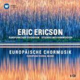 Eric Ericson - Cinq siècles de musique chorale - 6 CD label Warner 825646261505