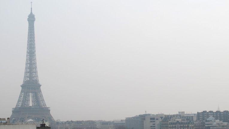 Pollution Paris 3/3  (18 mars 15)