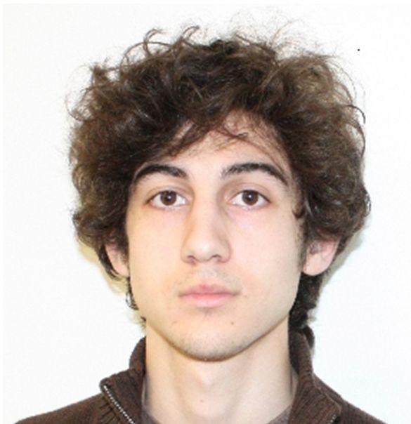 Djokhar Tsarnaev, représenté dans cette photo non datée du FBI