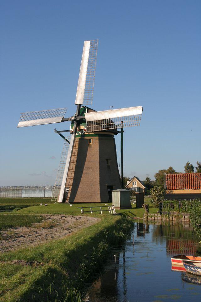 Noordwijkerhout - Hogeveensemolen