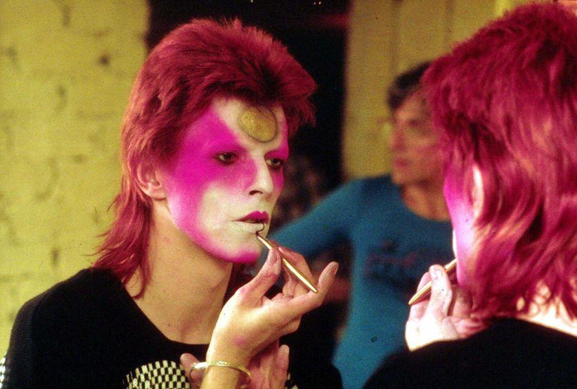 David Bowie, mai 1973