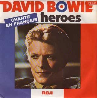 """""""Heroes"""" - David Bowie chante en français"""