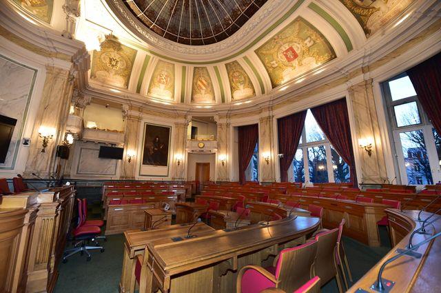 Hémicycle du conseil départemental du Nord