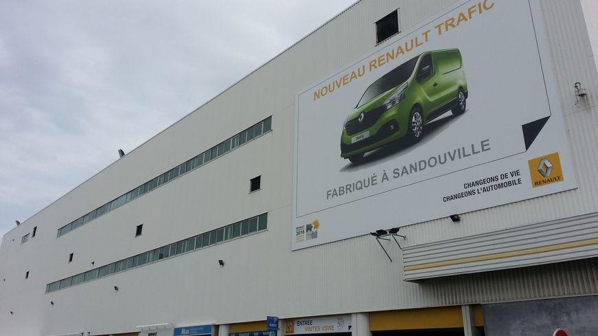 Le Site de Renault-Sandouville près du Havre n'avait pas connu de vague d'embauches depuis 2002.
