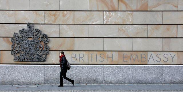 Ambassade britannique à Berlin