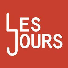 Logo LesJours.fr - 2015